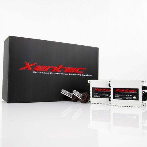 XENTEC HID Kit 880 9005 9006 H1 H3 H4 H7 H10 H11 H13 H16 5202 6000K 5000K Xenon