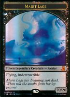 Marit Lage Token FOIL | NM | From the Vault: Lore | Magic MTG