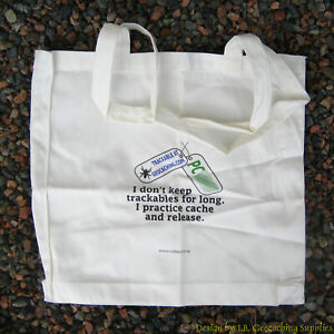 Trackable-Tote-Bag-Practice-Cache-amp-Release