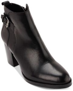 NEW Lauren Ralph Lauren Women's Genna Bootie Boots Black $149