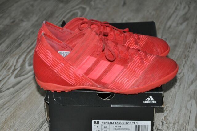 Egoísmo fragancia Planta  adidas Nemeziz 17.4 Sala in J Red Black 32 for sale | eBay