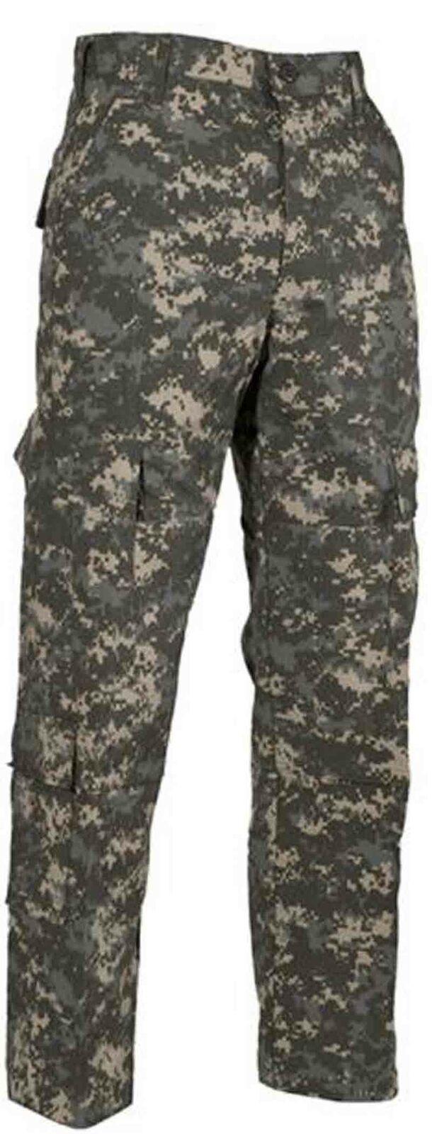 Us Acu Pantaloni Campo Campo Campo At-Digital Ripstop Esercito Militare Camo S-3XL db860f