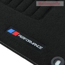 Velours Fußmatten Autoteppich Edition PERFOMANCE für BMW Z3 E36 Bj.1995 - 2003