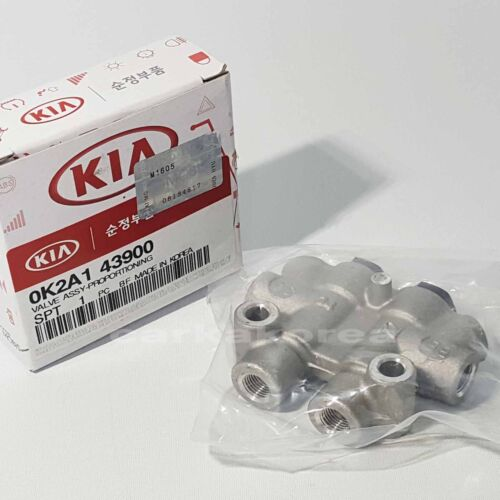 0K2FA-43900A Genuine 0K2A143900 Proportioning Valve For KIA SPECTRA 2000-2004