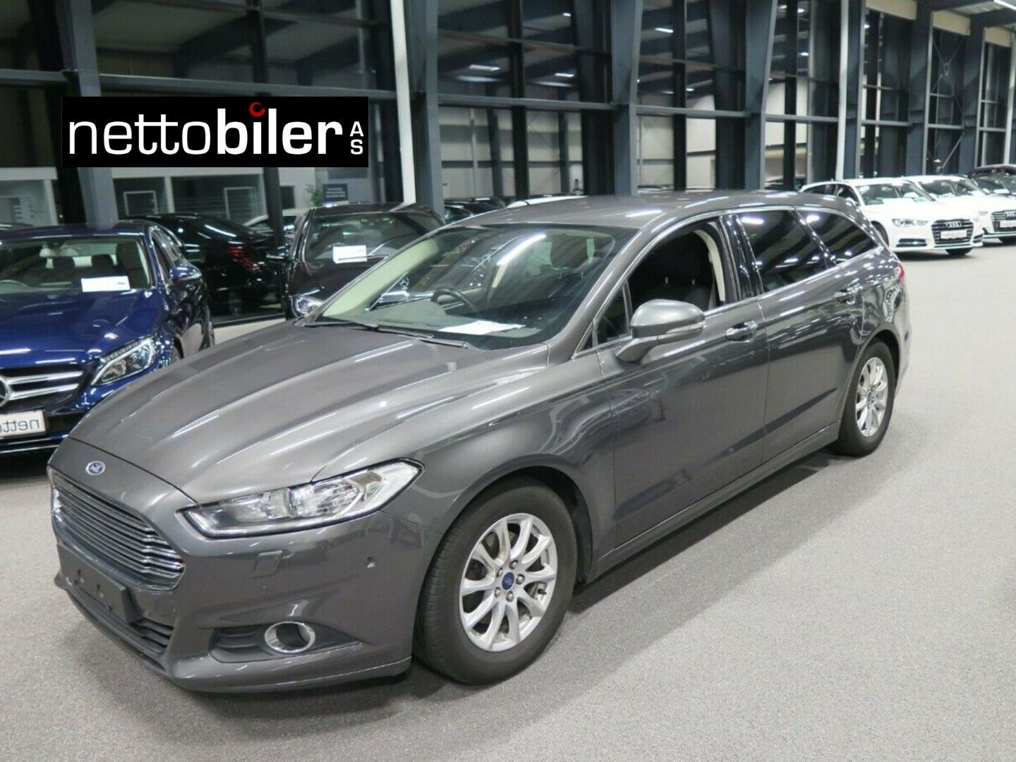 Ford Mondeo 2,0 TDCi 150 Trend stc. ECO 5d - 139.900 kr.