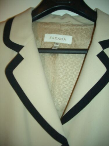 Escada Np1180 40 Maritim House Country Luxury Blazer 38 Country Hanseaten Couture at8vzq8w