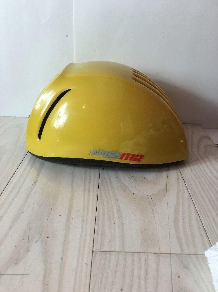 Vintage Nolan N-12 Youth Bike Helmet