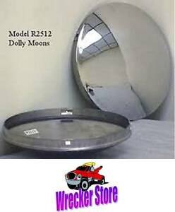 Set Of 4 8 Quot Stainless Steel Baby Moon Hub Cap For