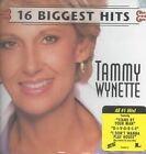 16 Biggest Hits by Tammy Wynette (CD, Feb-1999, Epic/Legacy)