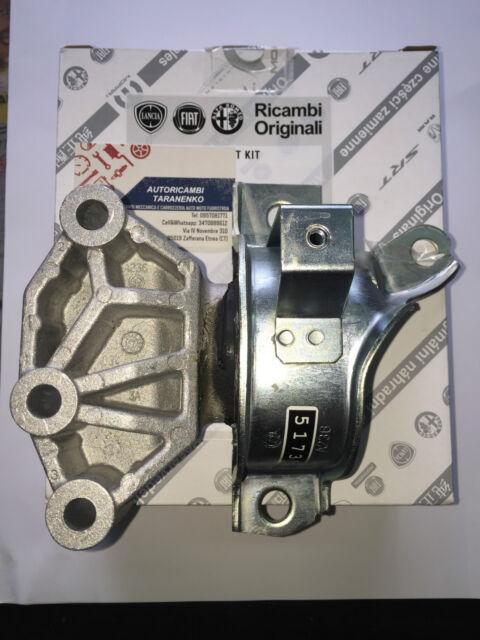 Fiat Panda 169 1.3MJ Soporte Motor Lado Distribución Original 51730868