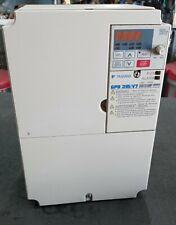 Yaskawa Gpd 315v7 75kw Vfd Variable Frequency Drive 240v 3 Phase