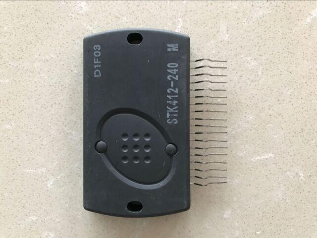 NEW 1PCS STK412-240M SANYO MODULE SIP-ZIP