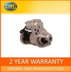 Origine Hella Démarreur Vauxhall /& Opel Astra 1.7 CDTI 2003-2016 1.4 kW