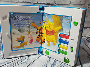 Tele-Story-Interactive-TV-Storybook-Winnie-The-Pooh-Story-Book