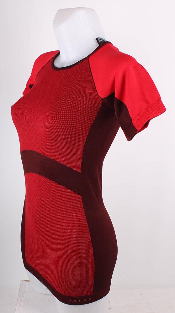 Falke Damen Running T-Shirt Scarlet Scarlet Scarlet Größe XS Shirt Kurzarm-Shirt 7f0a3d
