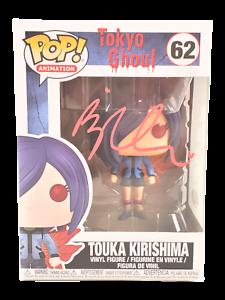 "Brina Palencia Autograph Signed Funko POP - Tokyo Ghoul ""Touka"" (JSA COA)"