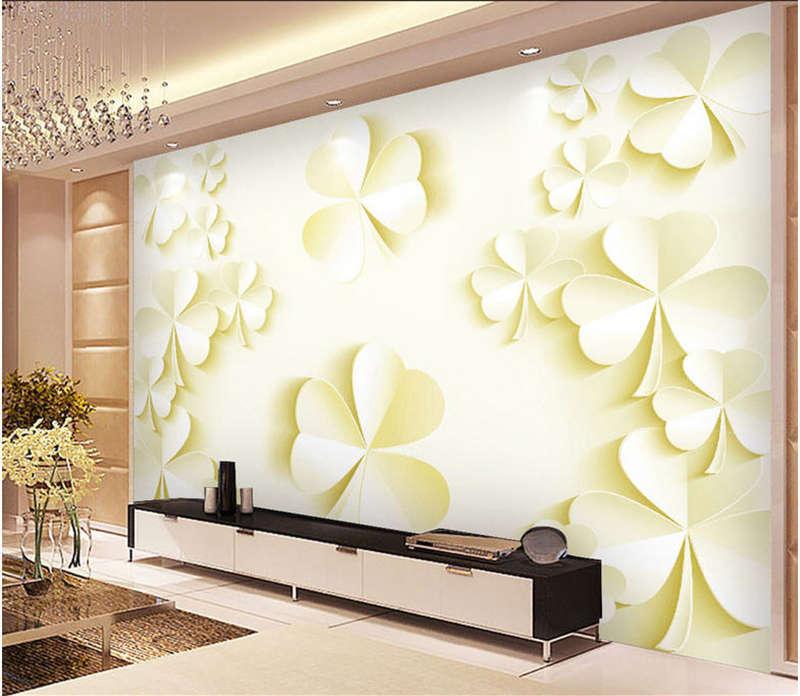 Plain Fair Butterfly 3D Full Wall Mural Photo Wallpaper Printing Home Kids Decor