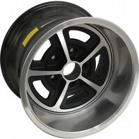 Ford Magnum 500 Modified Wheel, Brushed Aluminum, 15 X 10, Each, 1955-1979 on sale