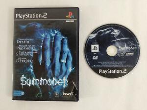Jeu-Playstation-2-PS2-VF-Summoner-Envoi-rapide-et-suivi