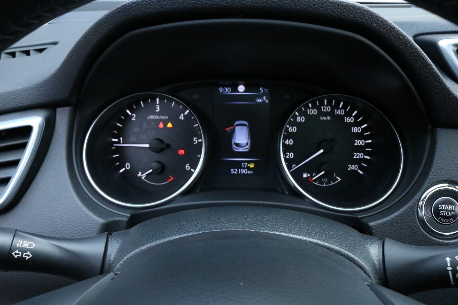 Nissan Qashqai dCi 110 N-Connecta