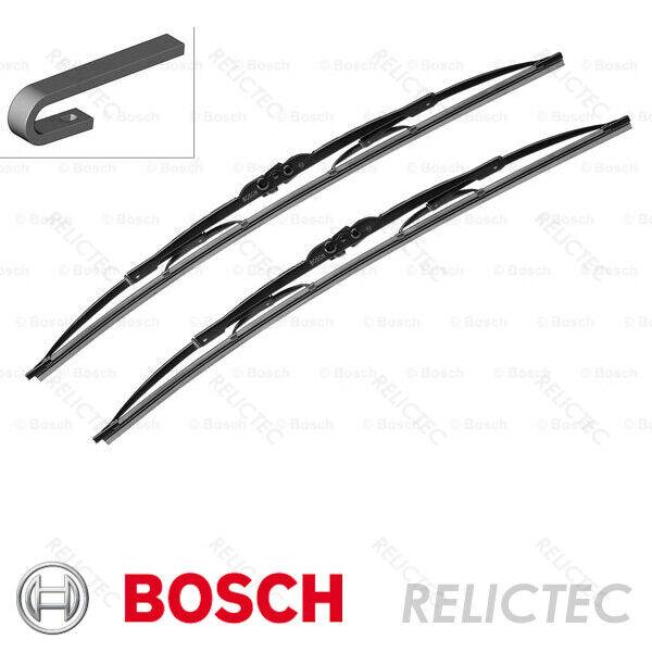 Bosch Windshield Wiper 3 397 118 301 IVECO KIA MAZDA MERCEDES Nissan VAUXHALL