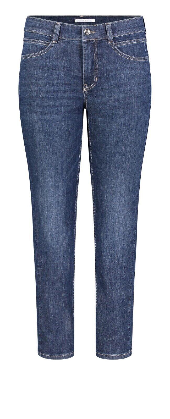 MAC Damen 7 8 Jeans Angela 5249 NEU basic-wash D844