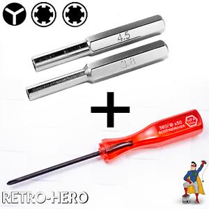 Tri-Wing-Gameboy-Reparatur-Werkzeug-Schraubendreher-Bits-Bit-Color-Pocket-Wii
