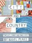 Nigel Peake City & Country 12 Notecards and 12 Envelopes 9781616891862 2013