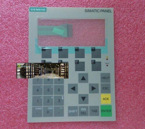 FOR SIEMENS OP77B 6AV6641-0CA01-0AX1 Membrane Keypad 0P77B ok