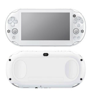 Clear-Full-Body-LCD-Front-amp-Back-Scree-Protector-Guard-for-Sony-PS-Vita-PSV2000
