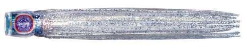 Deadly marlin lure Pakula Cockroach Paua JET Clear crystal