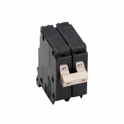 Eaton Type Br 30-Amp 2Pole Standard Trip Circuit Breaker Short Electrical System