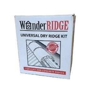 Ventilation Dry  Ridge Kit Sealing Roll Brown 5 meter