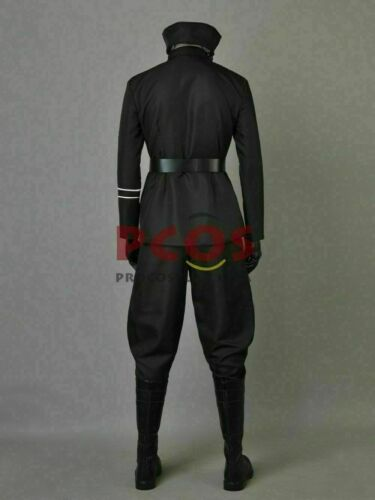 Hot!Star Wars Four First Order Lieutenant Cosplay Costume No Shoes@