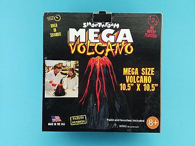 Styrofoam Smoothfoam Mega Volcano Kit (GREAT STEM PROJECT)!!! | eBay