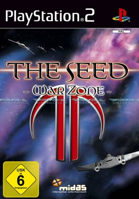 The Seed - War Zone für Playstation 2 Ps2 Neuware