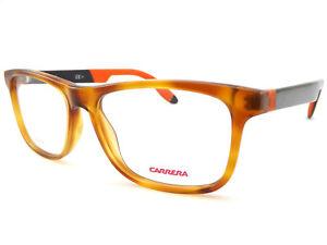 dad3708930 Image is loading CARRERA-Light-Havana -Black-Rimmed-Designer-Spectacles-Glasses-