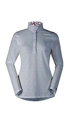 Kerrits No Fault Equestrian Show Shirt with Breathable Sun Prossoection
