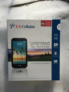 Details about LG K3 2017 8gb Prepaid (US Cellular *Ready Connect Plans*  ONLY) 4 5