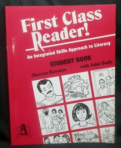 First-Class-Reader-Integrated-Skills-Lessons-for-Beginners-by-Sharron-Bassano