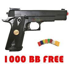 Double Eagle P169 Airsoft Hand Gun Spring Pistol 6mm W/1000 BB