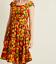 Retrolicious-ModCloth-Hoja-de-Otono-Festival-arces-FIT-N-FLARE-Vestido-Medio miniatura 1