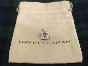 NEW-DAVID-YURMAN-PETITE-ALBION-PENDANT-WITH-MORGANITE-amp-DIAMONDS-retail-550