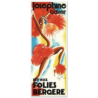 """""""Folies Bergere..."""" Hand Pulled Lithograph  by the RE Society"""