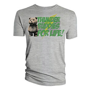 Ted-Officiel-Tonnerre-Copains-T-Shirt-Seth-Macfarlane-Family-Guy-Film-Ours-9a