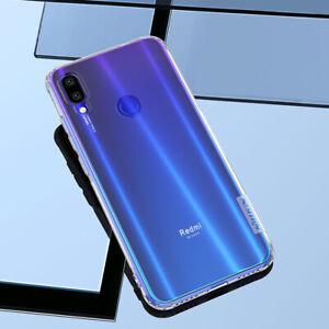 Pour-Xiaomi-Redmi-Note-7-Pro-Nillkin-Nature-Transparent-Soft-TPU-Back-Case-Cover