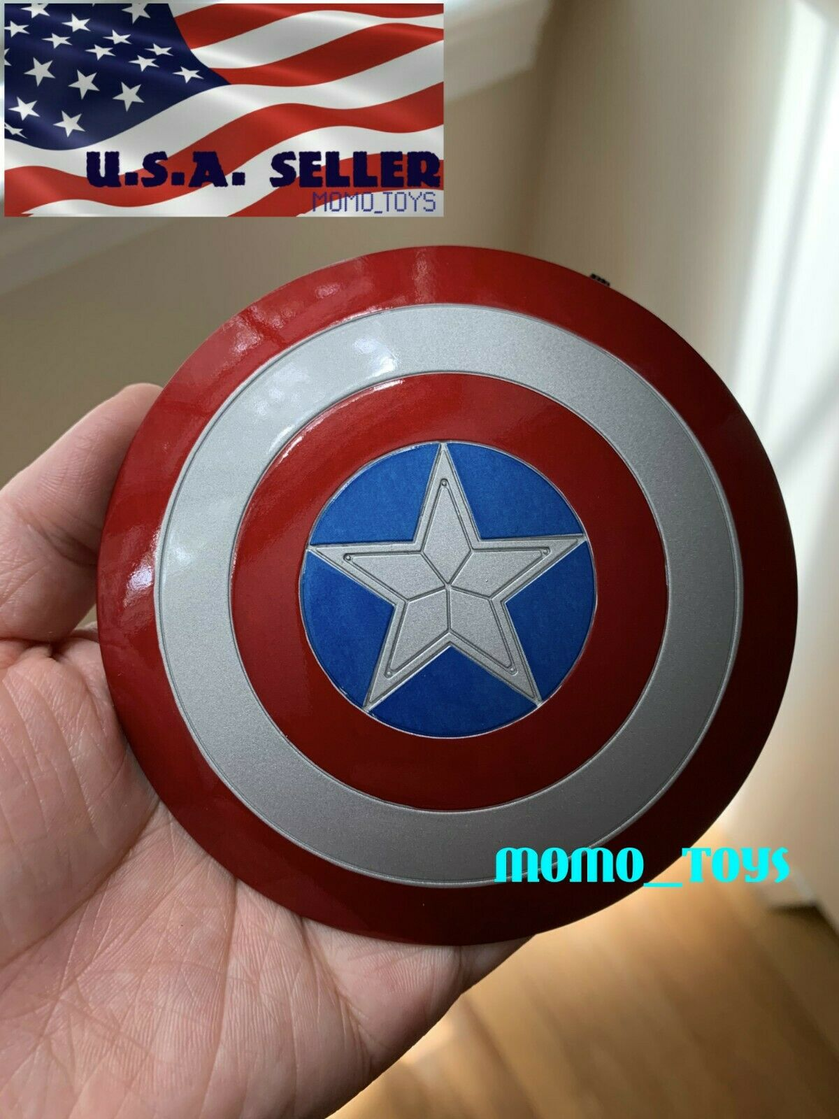 Captain America Shield Licensed Gifts Toys 95088 NEW Magnet Marvel