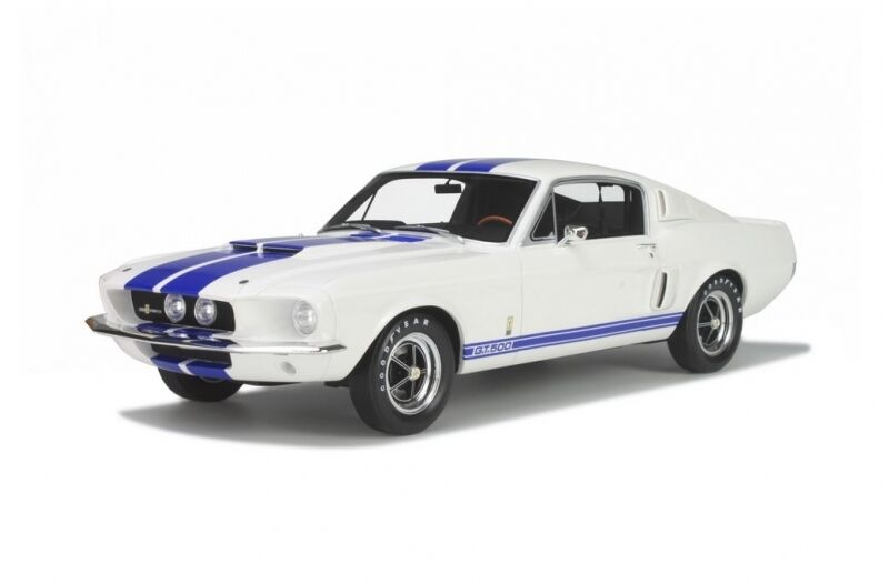 FORD MUSTANG SHELBY 1 12e OTTO pas 1 18