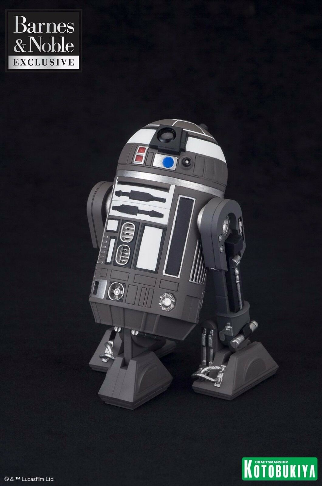 Star Wars Kotobukiya R2-Q2 Droid ArtFX+ 1/10 Model