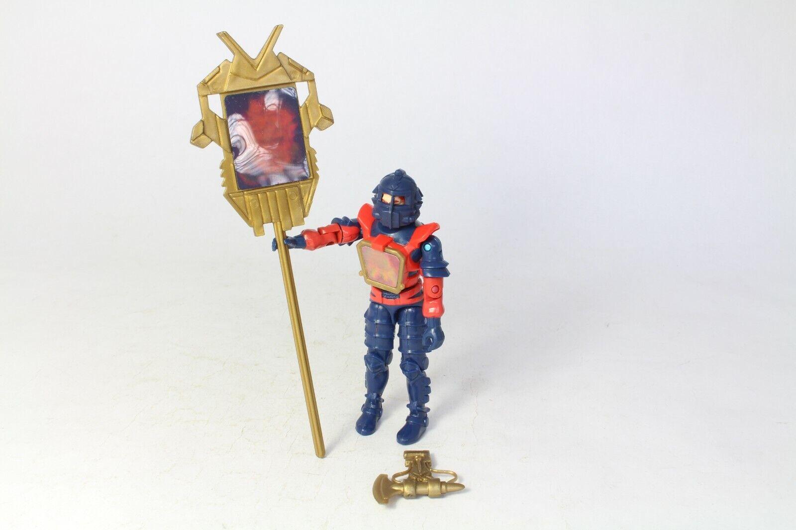 Visionaries Spectral Knights Lexor + Cravex Weapon Vintage Hasbro 1987